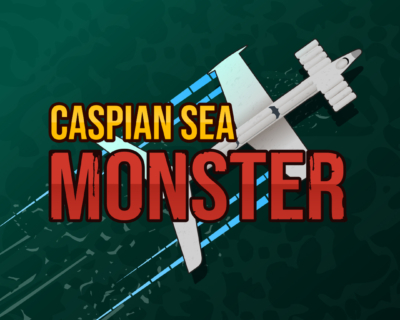 Global Game Jam 2021 – Caspian Sea Monster